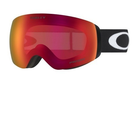 Oakley Flight Deck XM Matte Black Prizm Snow Torch Iridium