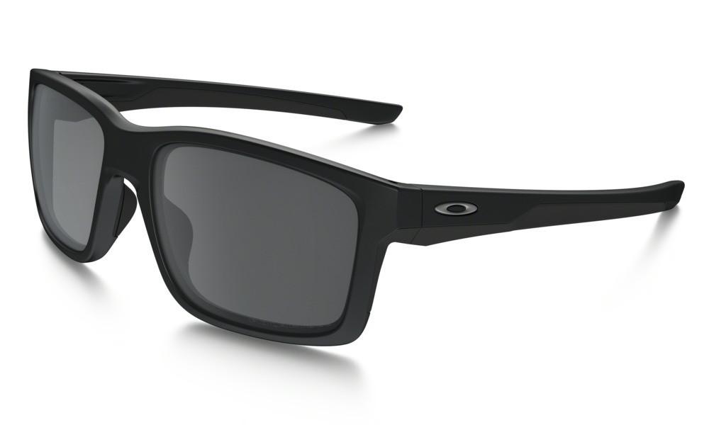 Oakley Mainlink Matte Black Black Iridium Polarized